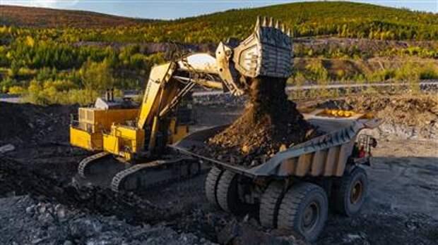"""""""Полюс"""" сократил на 3% общий объем производства золота в 2020 году"""