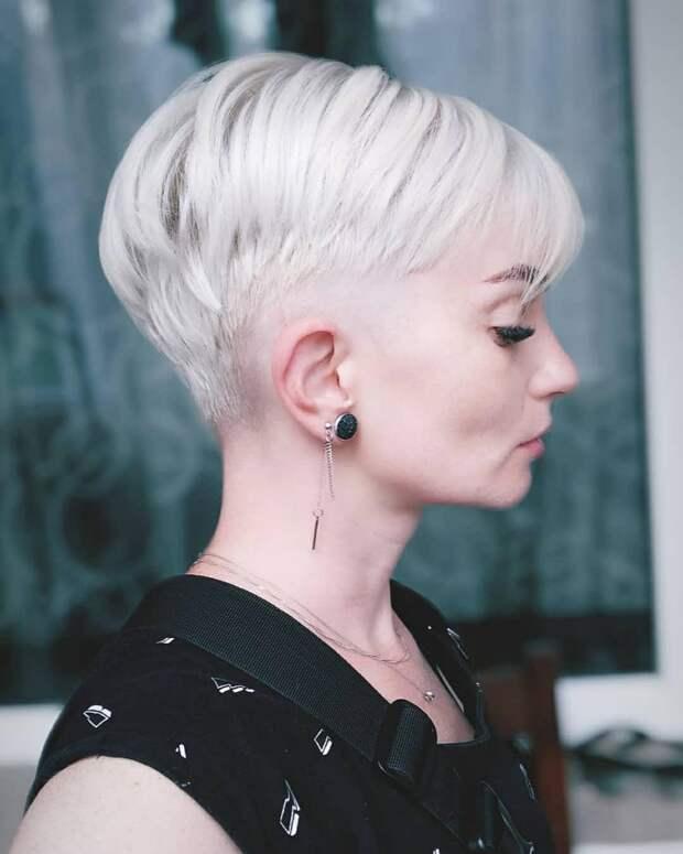 Стрижки с челкой для женщин 40-50 лет: 15 потрясающих примеров
