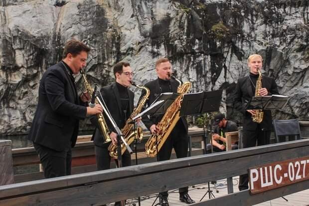 Фестиваль «Ruskeala Symphony» можно будет посетить только со справкой об отсутствии ковида