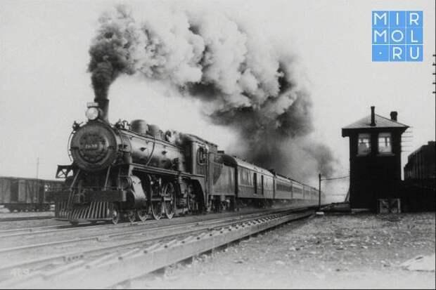 История строительства Бакинско-Петровской ветки железной дороги