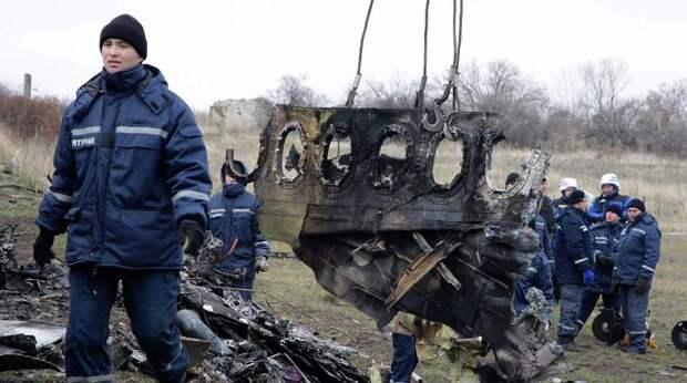 "Раскрыта причина отказа США показать снимки момента гибели ""Боинга"" MH17"