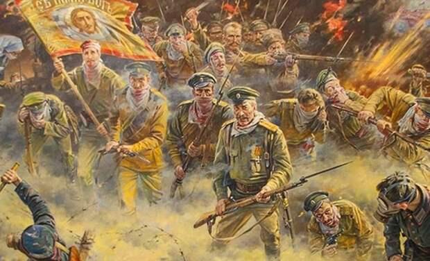 """Разоблачаем мифы: """"Россия проиграла Первую Мировую войну"""""""