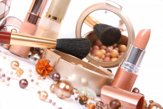 Влияние косметики на кожу и здоровье