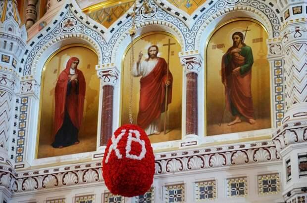 Представители РПЦ призвали верующих оставаться дома в дни Страстной седмицы и Пасхи