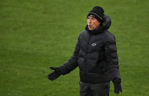 Тренер «Сочи» Федотов дисквалифицирован на 3 матча РПЛ за оскорбление судьи