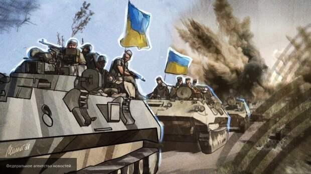 Украина хочет «освободить» Донбасс и Крым в азербайджанском стиле
