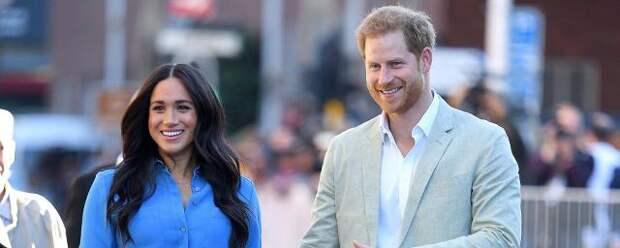 Принц Гарри рассказал о первом свидании с Меган Маркл