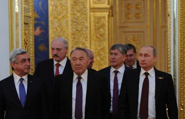 Россия и интеграционные процессы на постсоветском пространстве: ЕАЭС