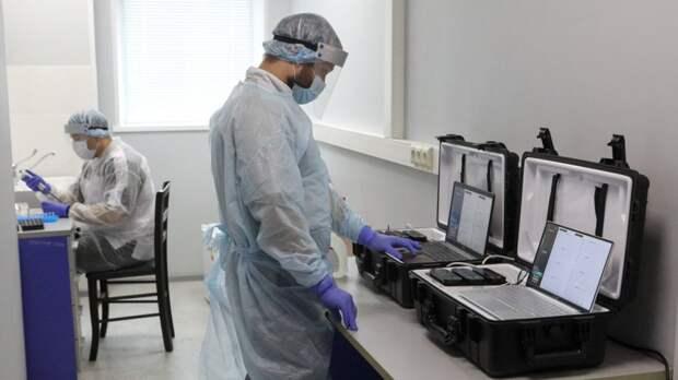 В Петербурге создали план мероприятий по снижению заболеваемости коронавирусом