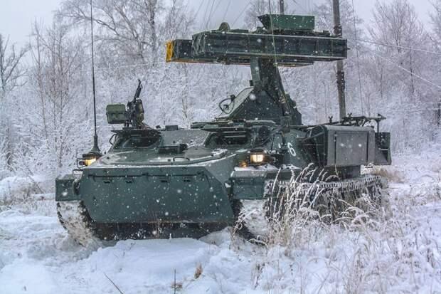 ЗРК «Птицелов» для сухопутных войск