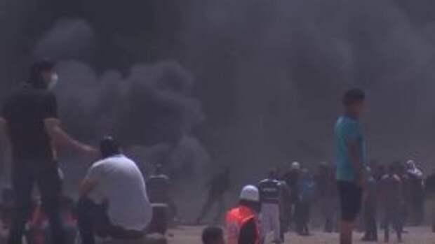 65 человек погибло в секторе Газа из-за израильских обстрелов