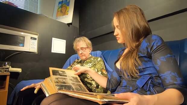 Жительница блокадного Ленинграда обрела популярность в TikTok