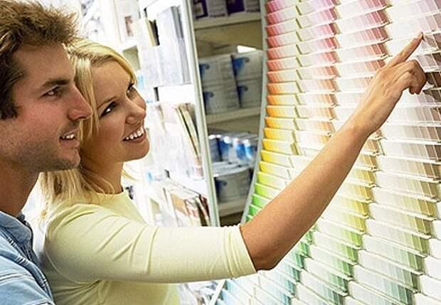 Выбор краски на каждый случай