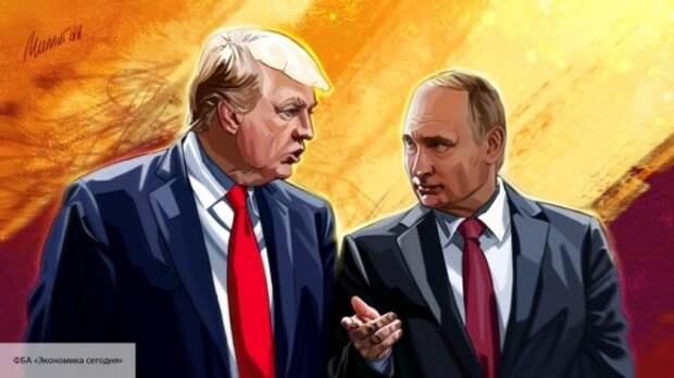Белый дом подтвердил неформальную встречу Владимира Путина и Дональда Трампа в рамках саммита G-20