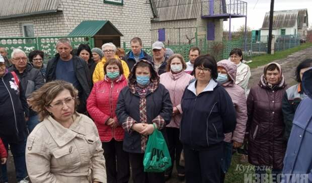 Минобороны РФтребует снести дома жителей Курской области