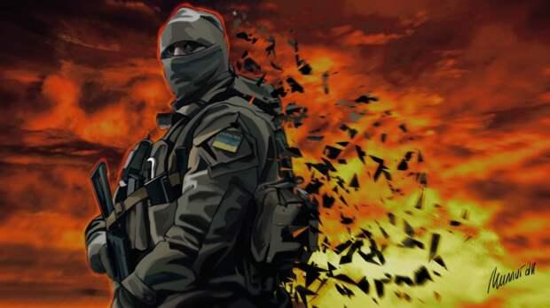 Украина стягивает на фронт в Донбасс ударную группировку ВСУ