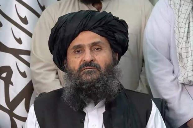 «Талибан»* объявил состав нового правительства Афганистана