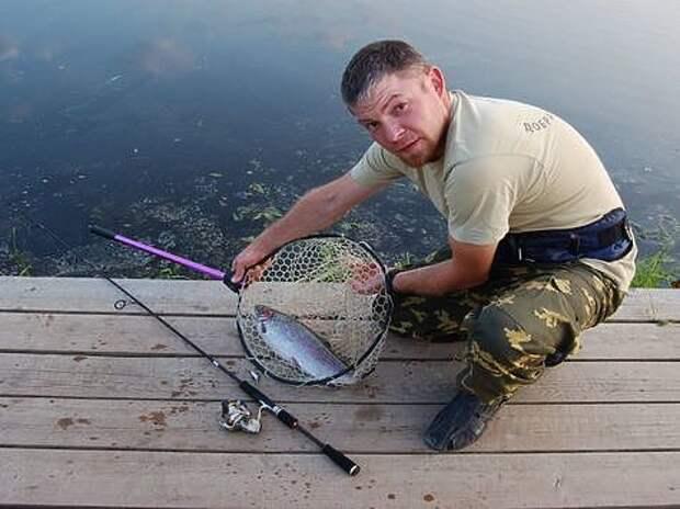 Вот такой улов в августовскую жару. Фото: Андрей Яншевский.