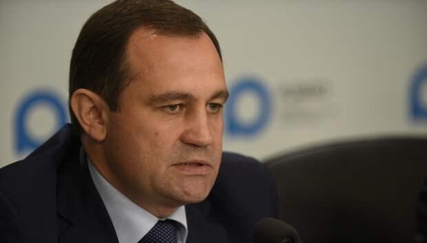 Брынцалов поздравил коллег с Днем российского парламентаризма