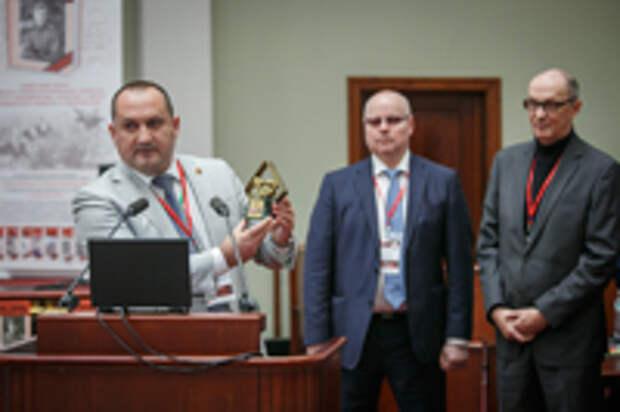 Рабочей группе проекта «История, рассказанная народом» вручили памятный знак русско-сирийской дружбы