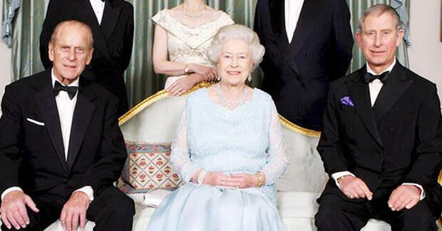 Принц Чарльз вознамерился сократить численность королевской семьи