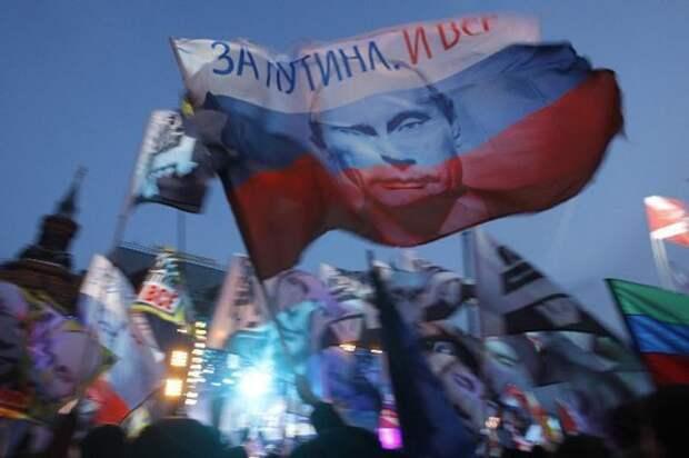 Россияне категорически отказываются восставать против Путина