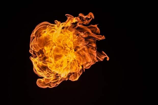 Пламя, Пожар, Инферно, Оранжевый, Сжигание