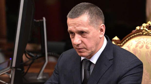 Трутнев обсудил с Кожемяко возможность отставки Гуменюка
