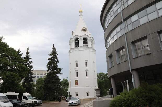 В День России в Нижегородском кремле открыли колокольню