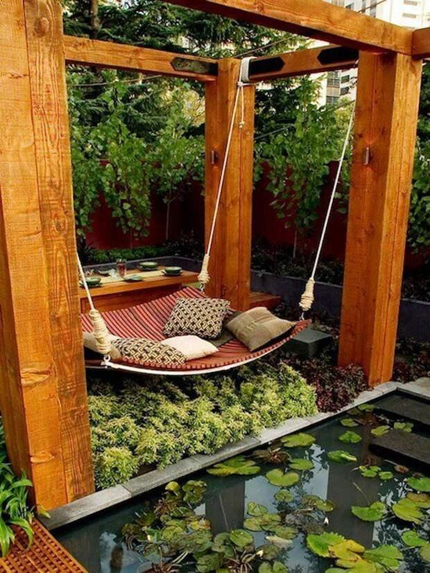 20 идей для создания зоны отдыха