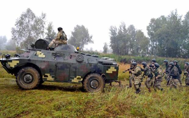 Киев назвал условие сохранения Минских соглашений