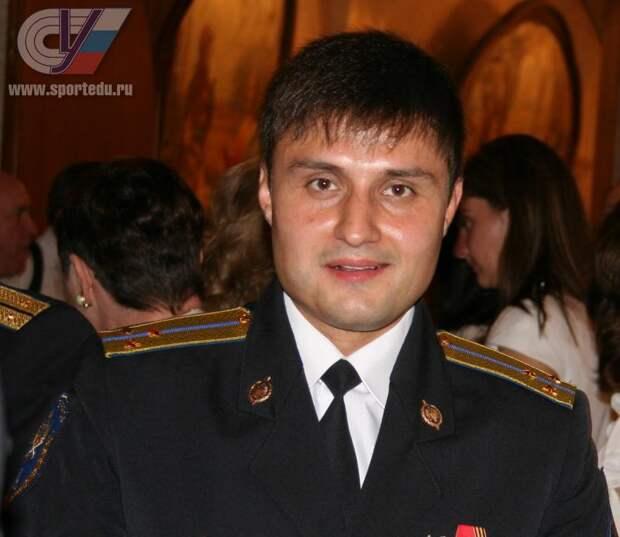 Капитан ЛАШИН Роман Аркадьевич