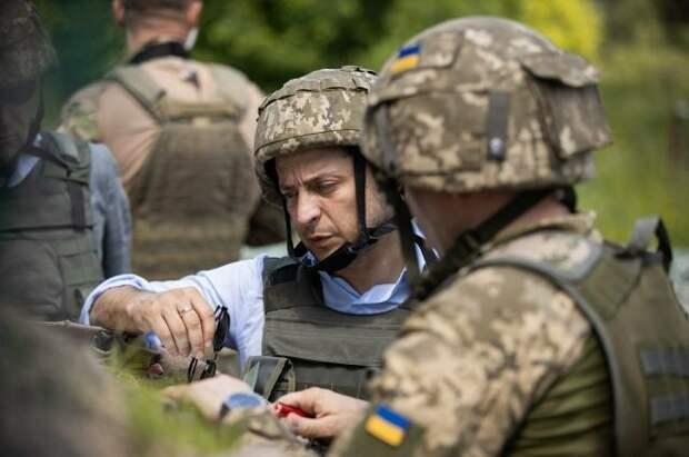 Зеленский заявил, что «СП-2» — это флеш-рояль в руках России