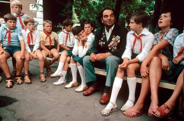 Какой был СССР в 1981-м году