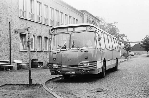 ЛиАЗ-677Э в ГДР
