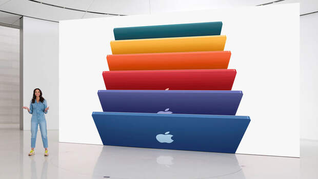 Apple представила iPad Pro на процессоре M1