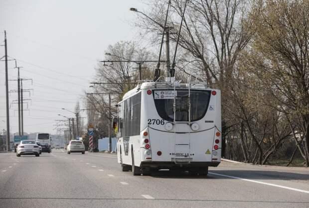 Экскурсионные троллейбусы начнут курсировать между Симферополем и Ялтой