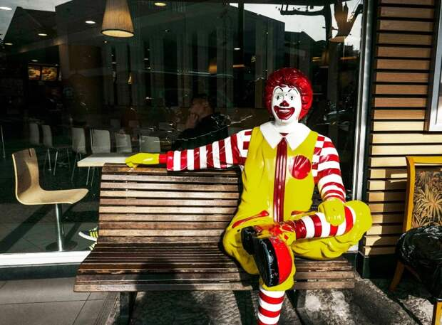 Русскоязычные граждане Украины объявили «Макдональдсу» бойкот