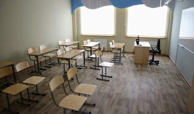 Злобин сообщил, сколько классов закрыли накарантин из-за ОРВИ