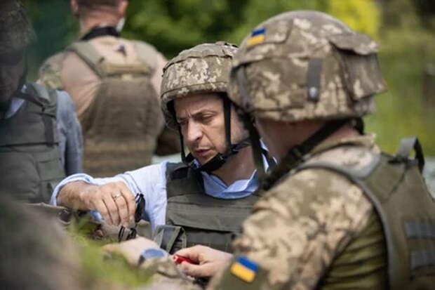 Украинцы — Зеленскому: «Продаёшь сериалы в Россию? Не гавкай об агрессии!»