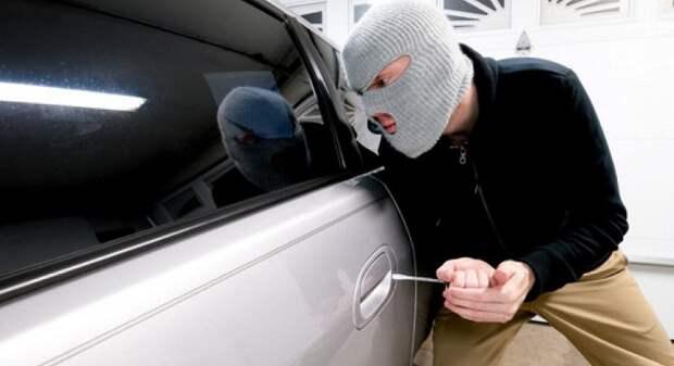 Топ самых угоняемых автомобилей в России составило МВД