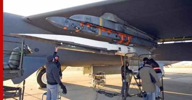 Пентагон анонсировал масштабные испытания гиперзвукового оружия
