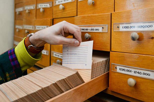 В библиотеке на Академика Комарова пройдет день открытых дверей