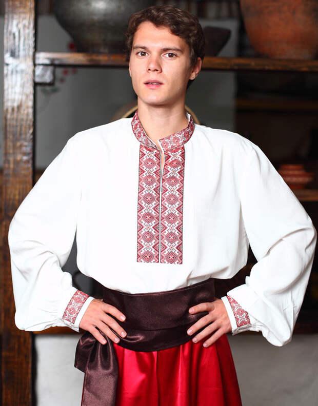 Украинский народный костюм – самая красочная славянская одежда