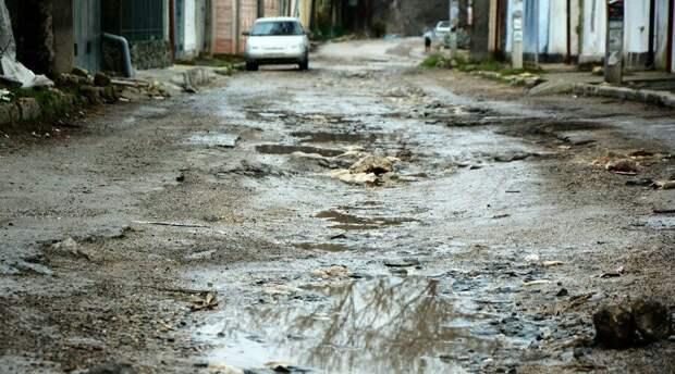 Власти увеличили финансирование ремонта дорог в Крыму в этом году