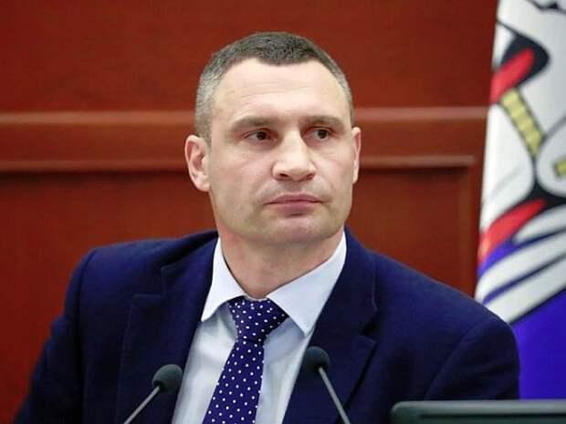 Вооруженные люди ломились в дверь квартиры Кличко