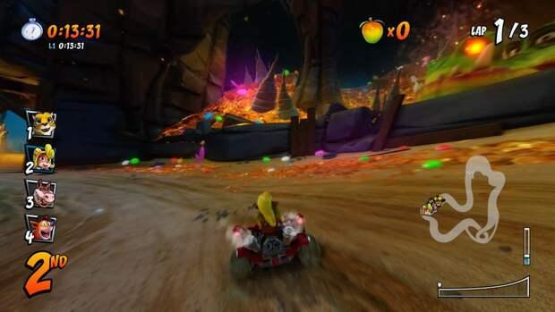 Обзор Crash Team Racing Nitro-Fueled: убийца Mario Kart из 90-х вернулся на трек