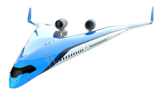 Samolet_FlyingV