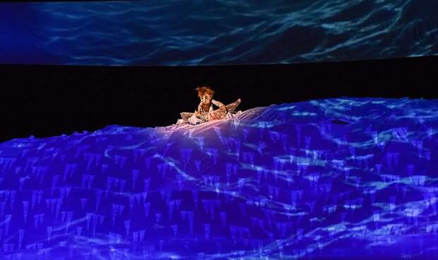 """В Тверском театре кукол представят спектакль """"Сказка о рыбаке и рыбке"""""""