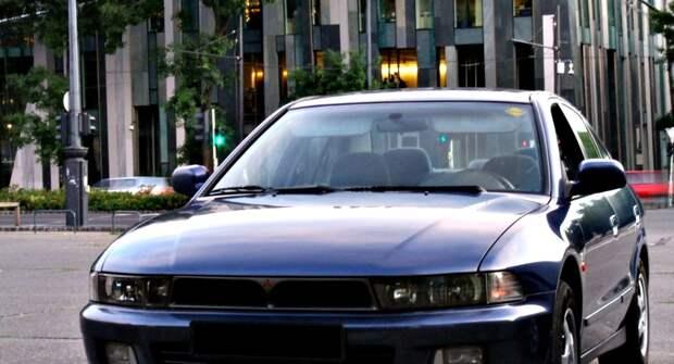 Mitsubishi Galant — простой и очень проблематичный